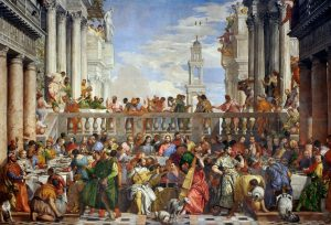 The Wedding Feast at Cana - Paolo Veronese